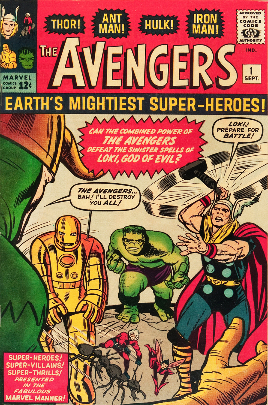 Looking Back at the Road to Avengers: Endgame - Journal of Antiques
