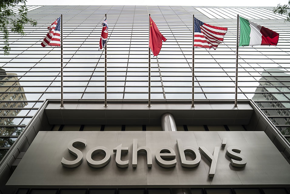 French Billionaire to Purchase Sotheby's Auction House