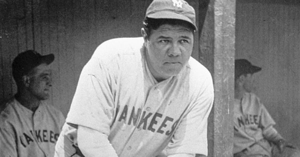 Babe Ruth's Jersey Sells for $5.64 million at Auction