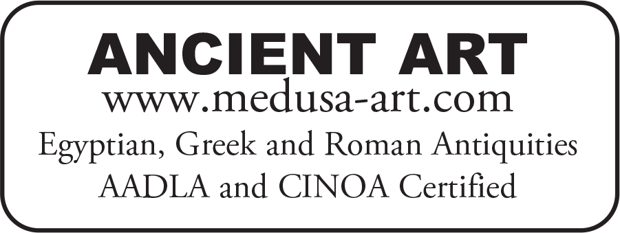 Ancient Art - Medusa Art