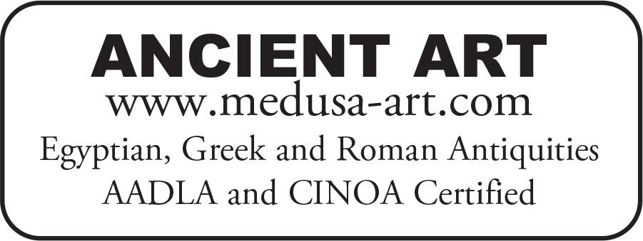 Ancient Art - Medusa Art