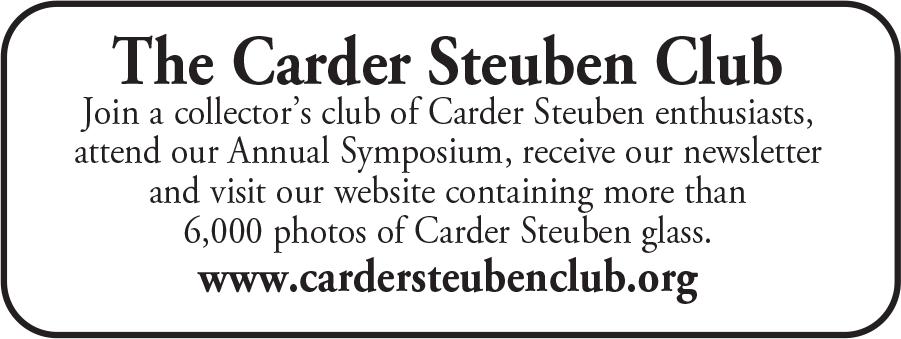 Carder Steuben Club