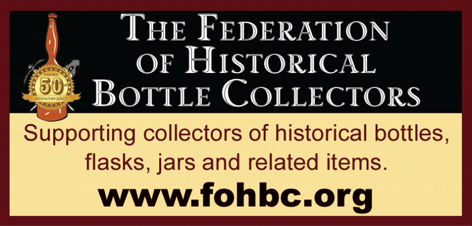 The Federation of Historical Bottle Collectors