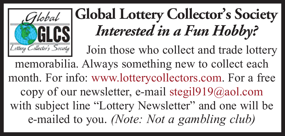 Global Lottery Collector's Society