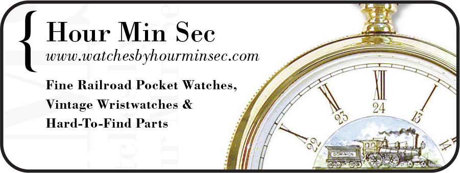 Watches by Hour Min Sec