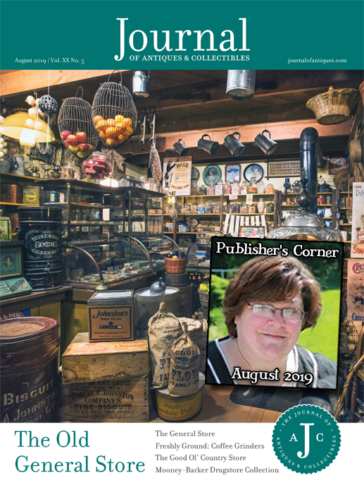 Publisher's Corner: August 2019
