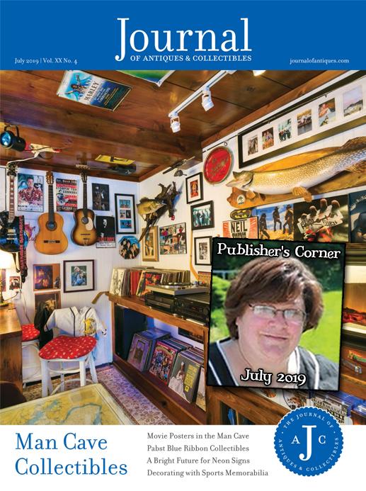 Publisher's Corner: July 2019