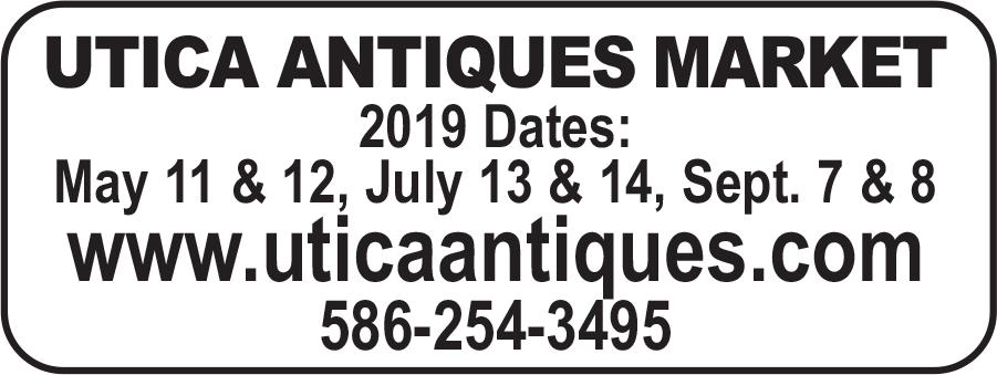 Utica Antiques Market
