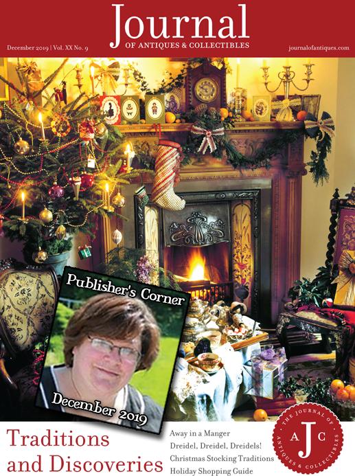 Publisher's Corner: December 2019