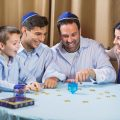 Dreidel: A Hanukkah Holiday Tradition