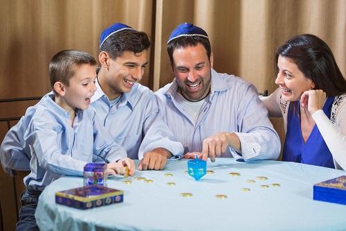 Dreidel: A Hanukkah Holiday Tradition
