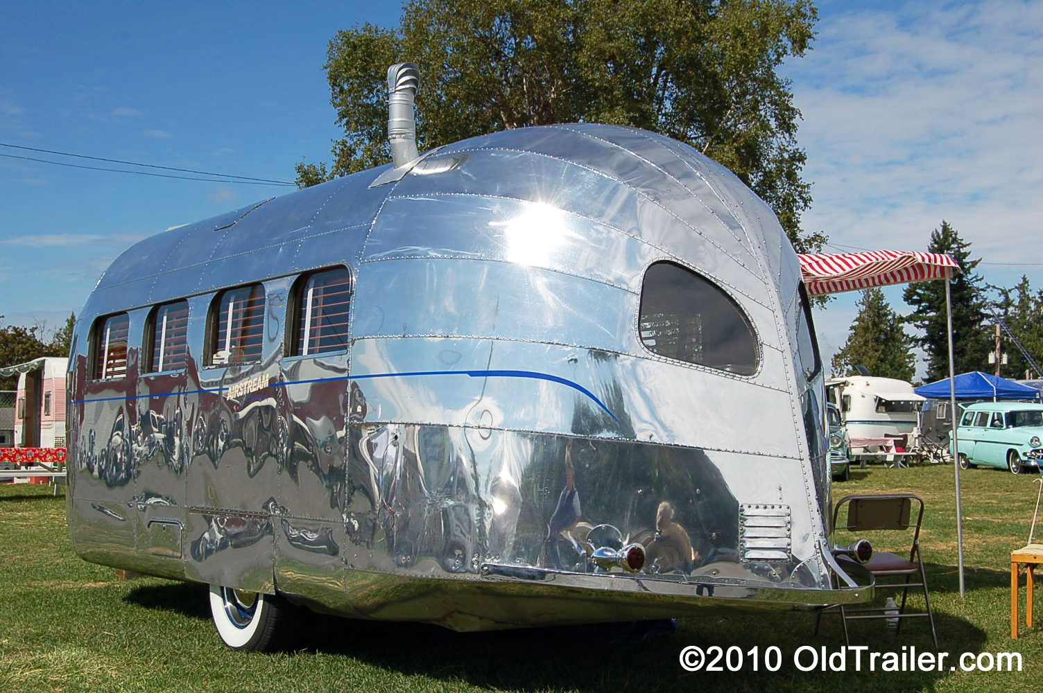 airstream clipper trailer