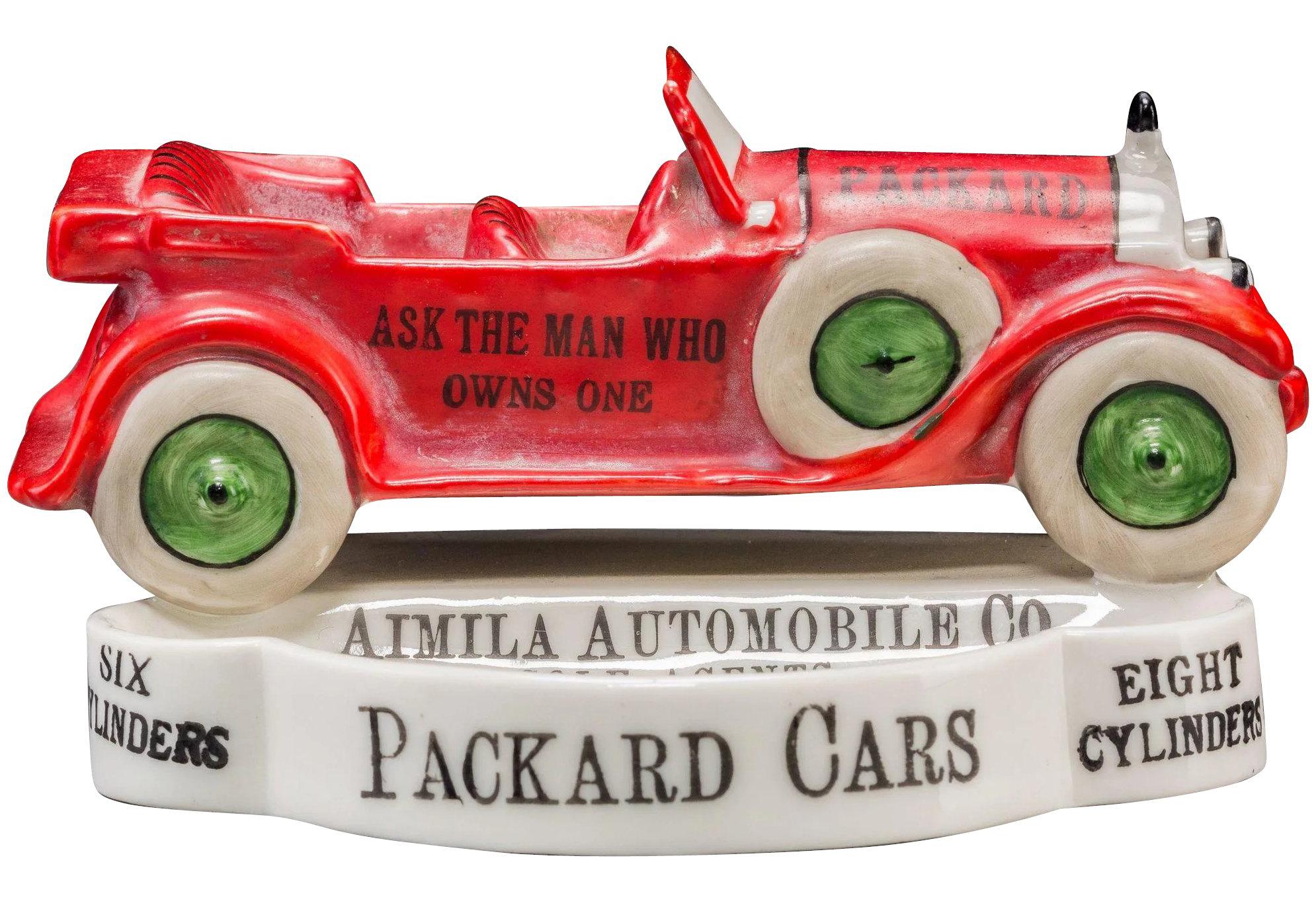 ADVERTISING Bombay Packard