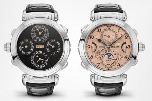 Patek Philippe watch, $31 million, Christie's