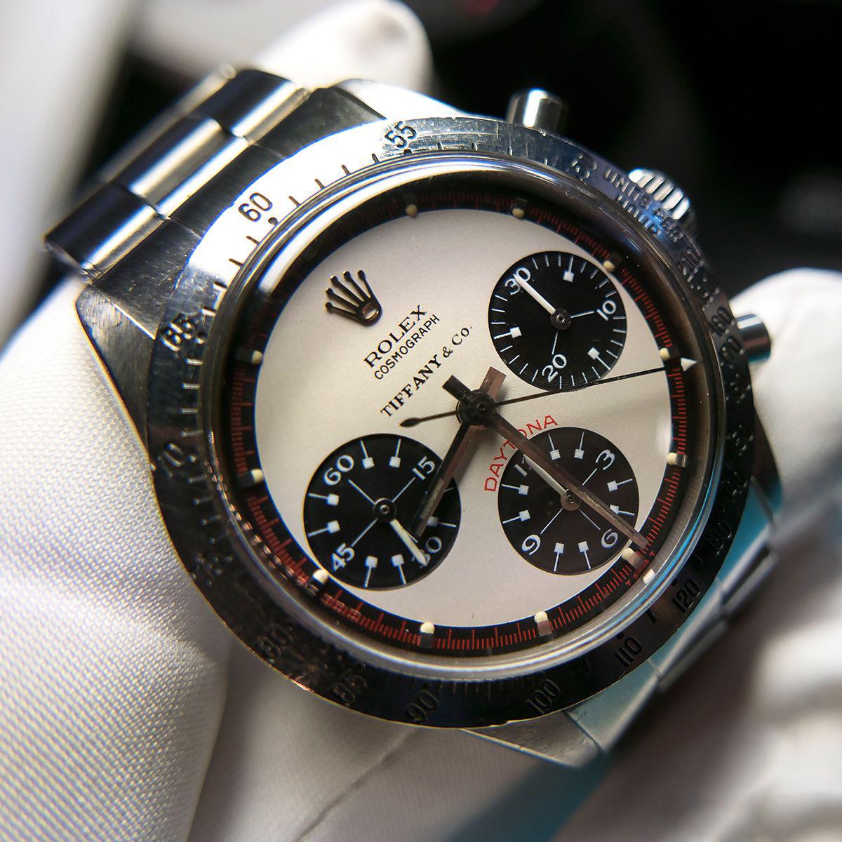 Paul Newman's Rolex Daytona