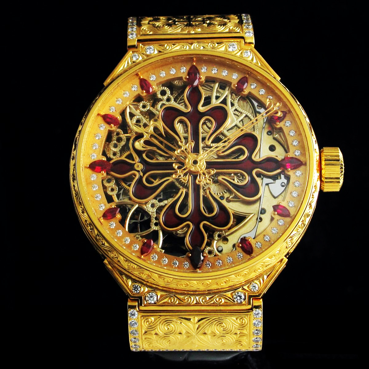 Vintage Patek Philippe men's wristwatch