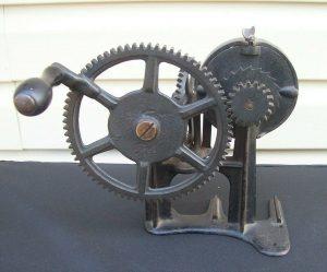 1902 Sharpener, side view