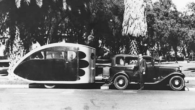 Torpedo Car Cruiser trailer