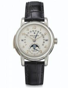 Patek Philippe wristwatch, $471,000, Christie's