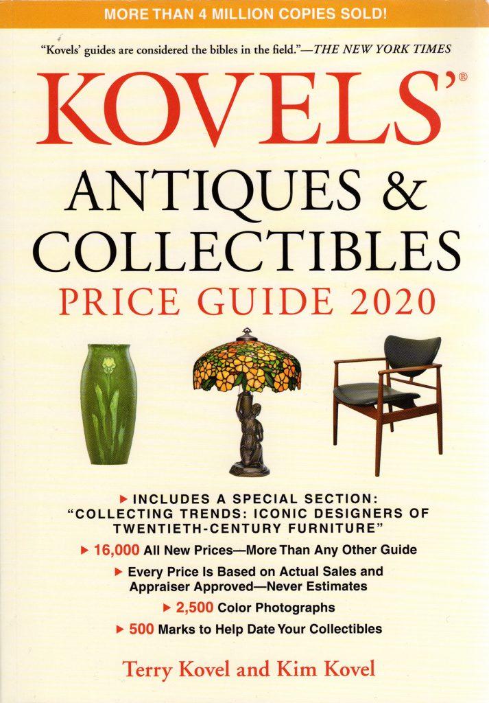 Kovels Cover