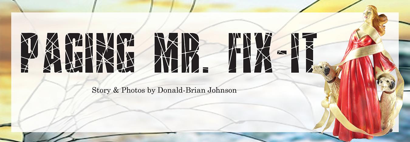 paging mr. fix-it