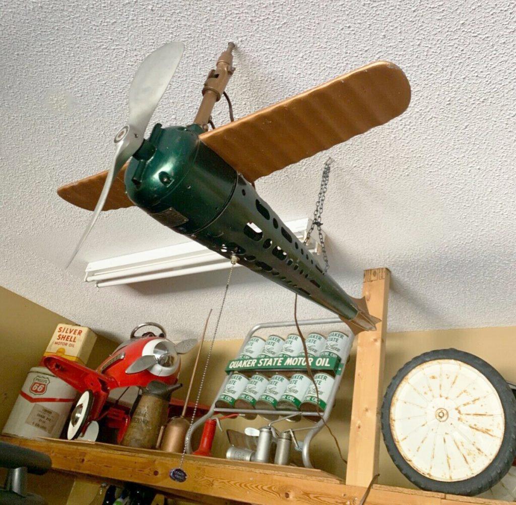 airplane fan