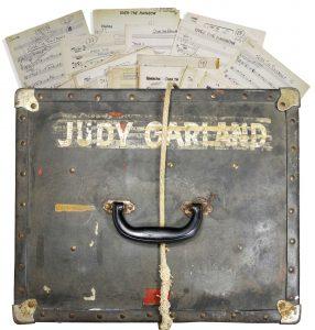 Judy Garland arrangements, $30,599, Nate D. Sanders