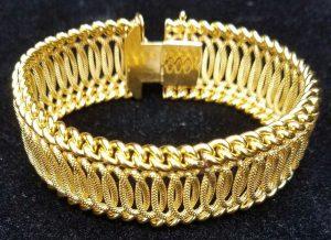 Signed Cartier bracelet
