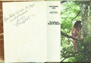 The ignighter to the flame: the signed copy of L'enfant Sauvage sent to Pedro Correa do Lago weeks after he reached out to Truffaut for an autograph. He had also reached out to JRR Tolkien at the same time to no avail, as Tolkien had recently stopped signing autographs due to the volume of requests he was receiving at the time.