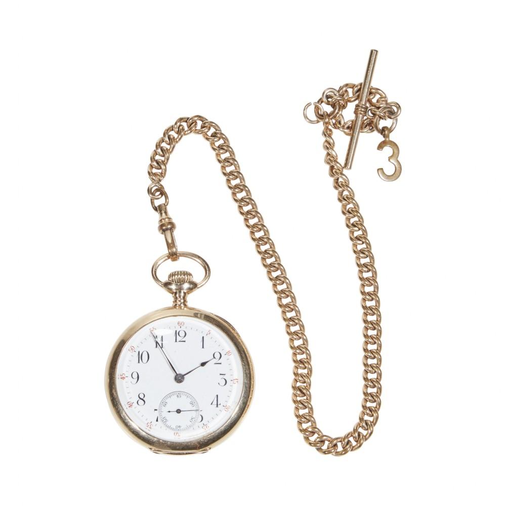 Wodehouse pocket watch