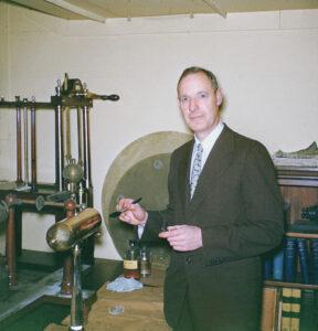David P. Wheatland