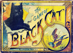 The Game of Black Cat