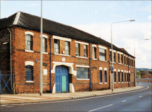 Beswick Potteries Gold Street works