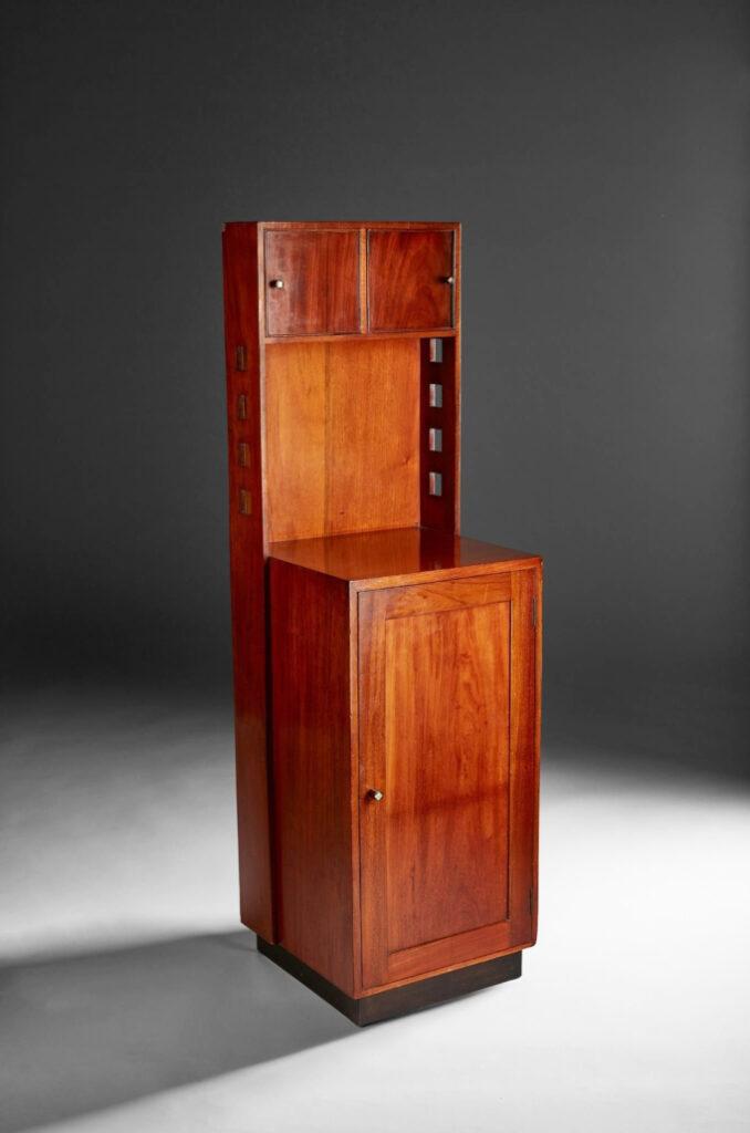 Mackintosh bedside cabinet, $328,000, Lyon & Turnbull