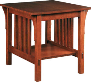 Arts and Crafts era Stickley Side Table