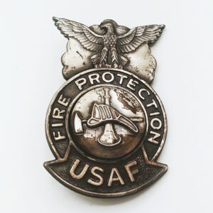 U.S. Air Force Fire Protection Badge