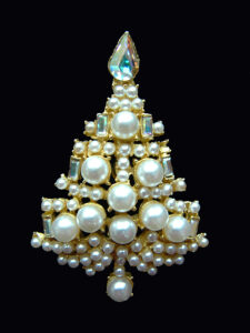 Pearl tree, unmarked, $10-15
