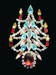 Bijoux tree with candles, $40-60