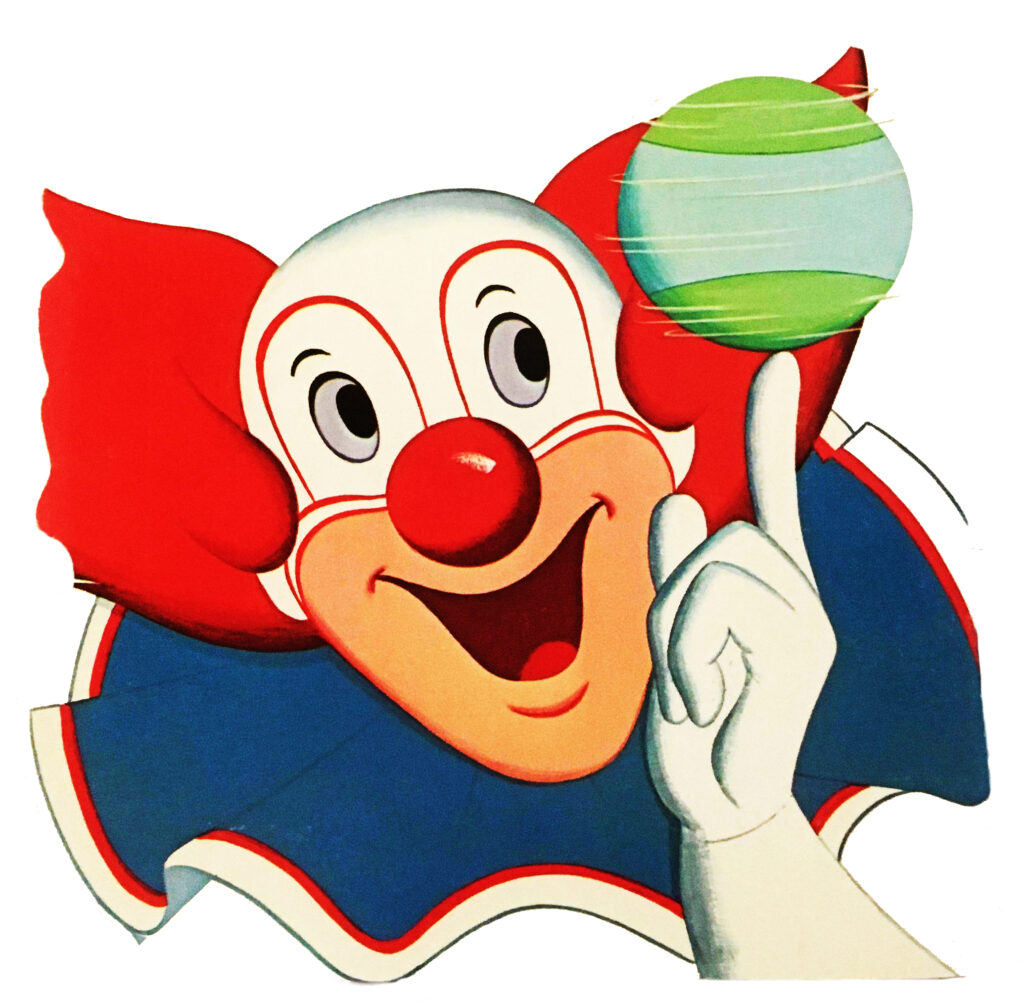 BOZO the CLOWN!