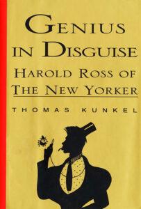 Genius in Disguise by Thomas Kunkel, 1994