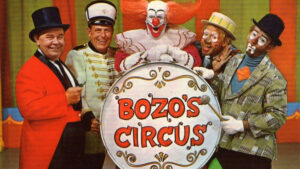 The cast of BOZO's Circus dominated the Chicago airwaves until 2001