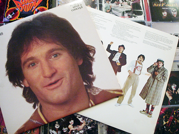 Reality … What a Concept, 1979 At the age of 27, Robin Williams was already considered comedy's darling. He had just finished season 1 of Mork & Mindy and was on the cover of TIME magazine.