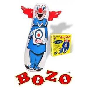 The Big Bozo Bop, still available as a reproduction from Amazon.com