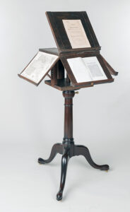 Thomas Jefferson Revolving Stand