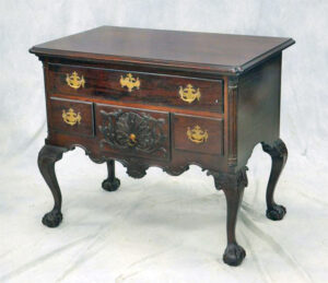 Dressing table made by Althin, 1900-1913 photo: private collection