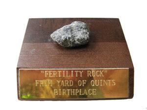 Fertility Rock