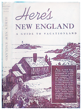 Heres New England Cover