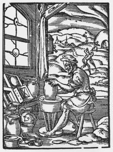 The Potter, 1574