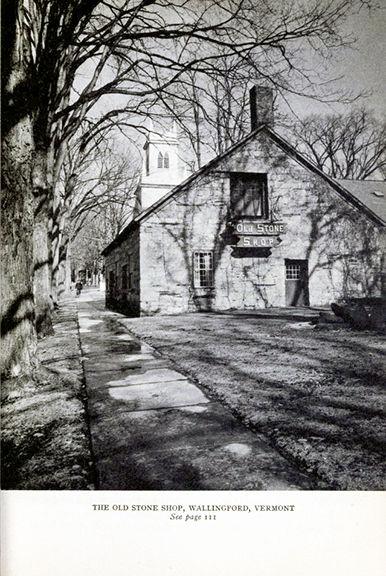 Photo of The Old Stone Shop, Wallingford Vermont