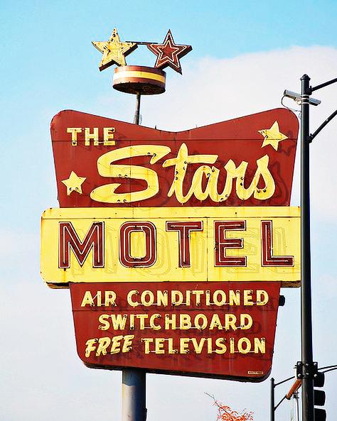 The Stars Motel, Chicago, Illinois